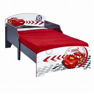Hochbett 140 X 70 : cars cadre de lit enfant 70 x 140 cm achat vente structure de lit cdiscount ~ Bigdaddyawards.com Haus und Dekorationen