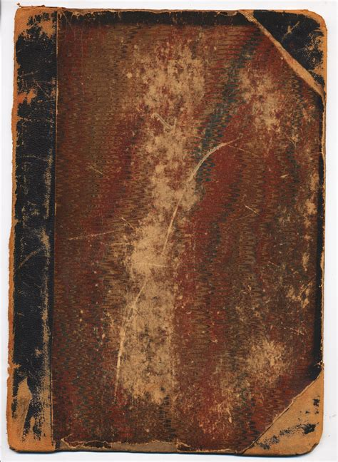 photo  book cover antique book brown
