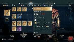 AC Odyssey Early Legendary Weapons - How to Get