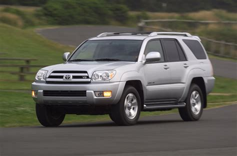 2003 Toyota 4runner by 2003 Toyota 4runner Picture Pic Image