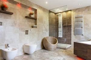 Aménager Salle De Bain : am nager sa salle de bain les standards suivre ~ Melissatoandfro.com Idées de Décoration