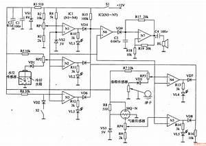 The Automobile Multi-function Alarm  3