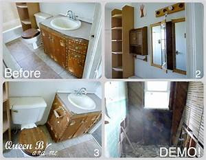 Diy bathroom remodel in small budget allstateloghomescom for How to remodel bathroom cheap
