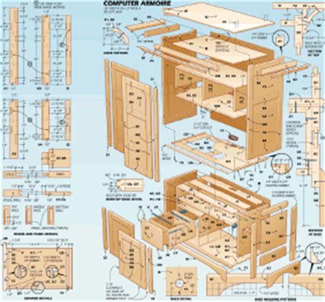 premium wood working furniture plans workshop