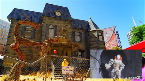 [k] The It Experience-haunted House Attraction