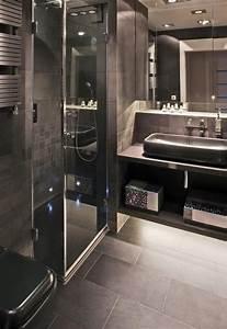 25 best ideas about agencement salle de bain on pinterest With prix d une salle de bain avec douche italienne