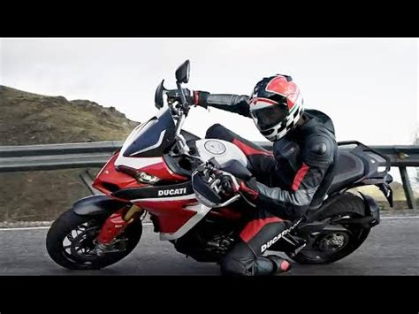 ducati multistrada 1260 2018 new ducati multistrada 1260 pikes peak the king of every mountain promo