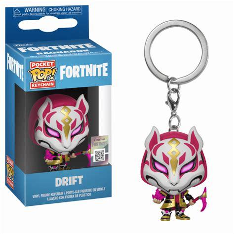 fortnite drift pop keychain  geek box