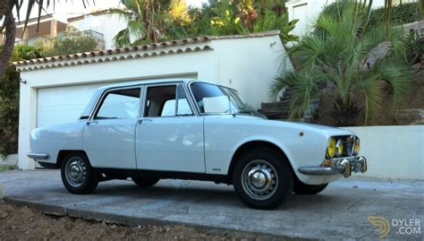 Alfa Romeo Berlina For Sale by Classic 1969 Alfa Romeo Berlina 1750 For Sale Dyler