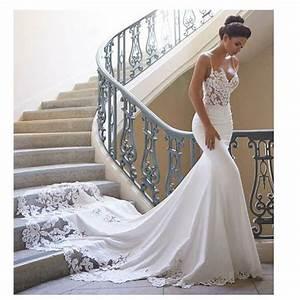 LORIE Mermaid Wedding Dress Long Sleeves 2019 Vestidos de ...