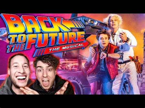 Back to the future is a breathtaking musical experience which firmly ensures the legacy of this iconic movie is in safe hands with a new digital generation of theatregoers. BACK TO THE FUTURE THE MUSICAL 🚘 Review Manchester Opera House OLIVER ORMSON Chat - YouTube