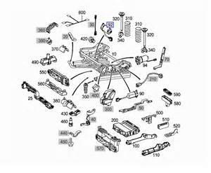 Diagram Of Mercedes Benz C32