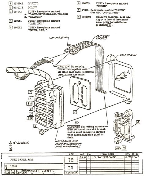 66 Chevelle Fuse Box Diagram by 1966 Chevy Chevelle Ss Fuse Box Wiring Diagram