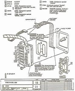1967 Chevelle Fuse Box