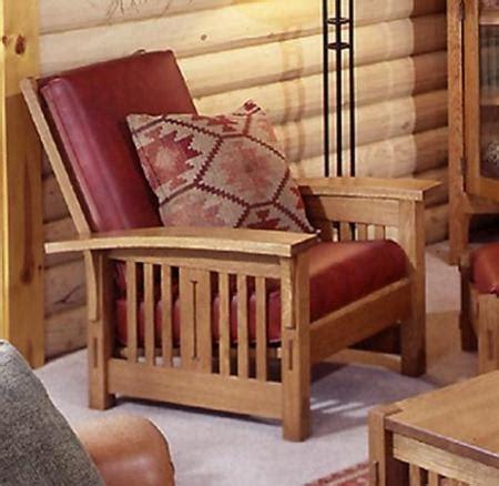 morris chair woodworking plan woodworkersworkshop