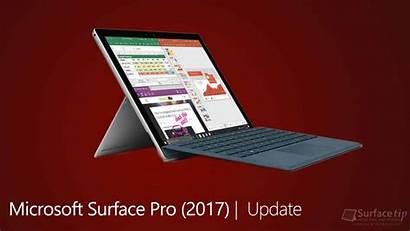 Surface Pro Microsoft Firmware Updates Update 1807