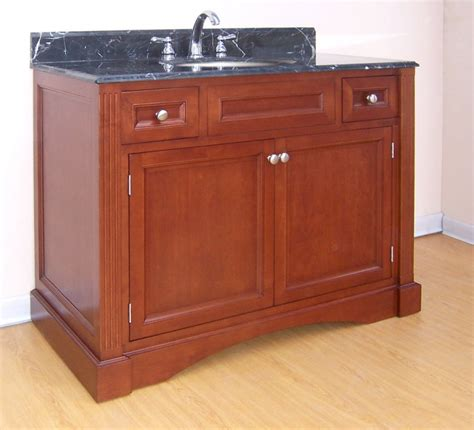 single sink bathroom vanity  choice  finish