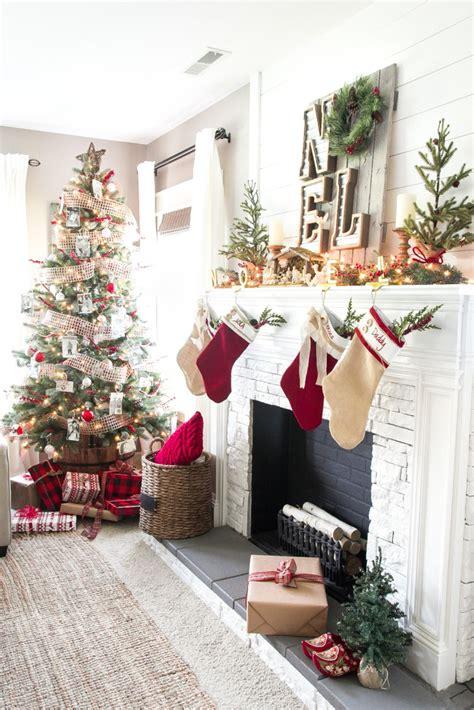 living room christmas decor ideas  tips  bringing