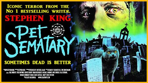 Pet Sematary (1989) Trailer  Color  154 Mins Youtube
