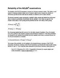 Exam Statistics & Publications | NCSBN