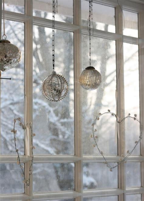 elegant christmas window decor ideas