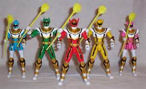 Power Rangers Mystic Force Toys