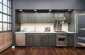 27 Small Kitchens with Dark Cabinets (Design Ideas