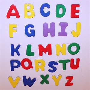 Craft tip magnetic letters shapes embe for Magnetic letters and shapes