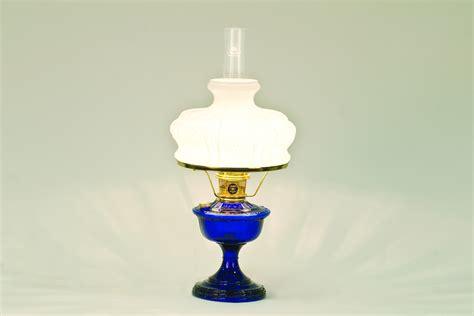 Vb2312b-401 Aladdin Alexandria Cobalt Brass Hdwr Lamp