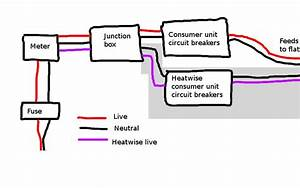 Economy 7 Meter Wiring Diagram Economy 7 Wiring Consumer Unit With Regard To Economy 7 Meter