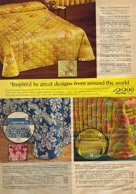 sears catalog bedspreads