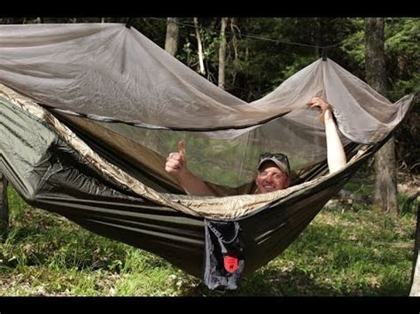 Grand Hammock by I Got A Grand Trunk Skeeter Beeter Pro Setting Up By