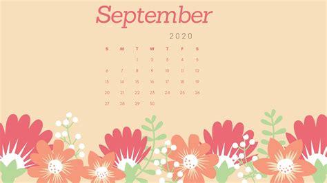 September 2020 Calendar HD Wallpaper Download | Calendar 2020