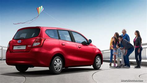 Datsun Car : Datsun Go+ 7-seater Mpv Launched In India At Rs. 3.79 Lakh