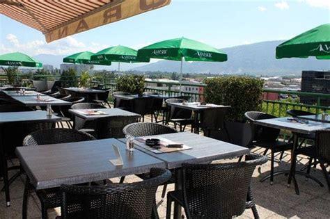 Restaurant Antes, Plan Les Ouates