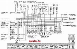 Skema Kelistrikan Wiring Diagram Kawasaki Klx 250 Tahun