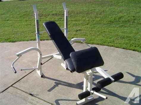 Competitor 340 Weight Bench For Sale In Mcdonough, Georgia