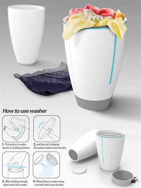 Shaking Wash Portable Personal Washing Machine For