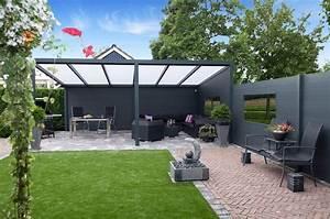 terrassenuberdachung freistehend 400 x 500 cm a z gartenhaus gmbh With terrassenüberdachung 500 x 400
