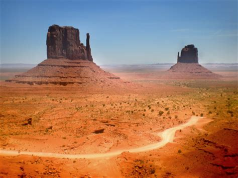 monument valley canyons nature background wallpapers