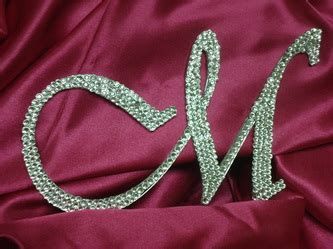 monogram cake toppers designs   personality  mind
