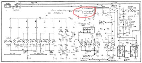 Monaco Wiring Schematic by Need Help With Clock Wiring Diagram For An 84 85 Rx7club