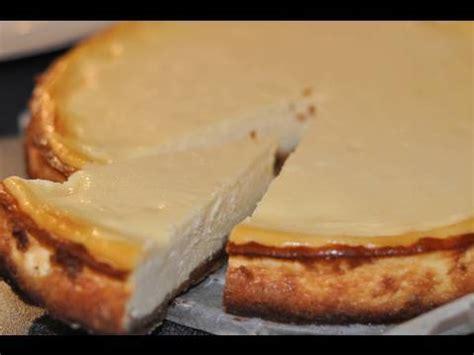 recette du cheesecake quot york style quot au citron