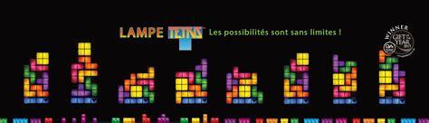 la le tetris design tendance et geek pour apporter