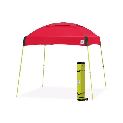 dome instant shelter canopy   pop  tent  vented peak ebay