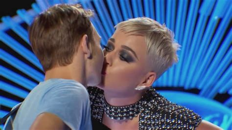 'American Idol' Contestant Calls Unwanted Kiss from Judge