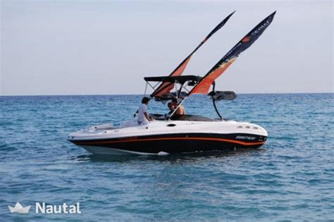 Motorboat En Espanol by Motorboat Rent Ebbtide 300 In Port D Eivissa Ibiza Nautal