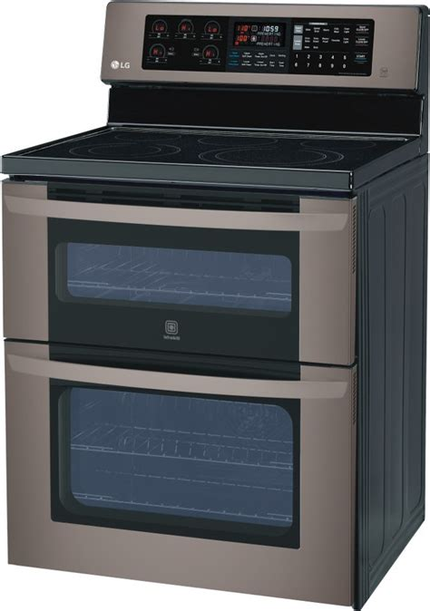 ldebd lg  freestanding electric double oven range