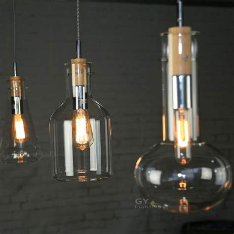ac100 240v luminaria creative design wood pendant light