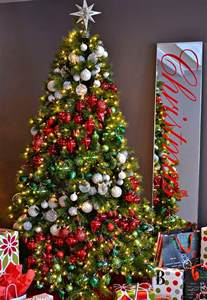 tree ideas how to decorate a tree